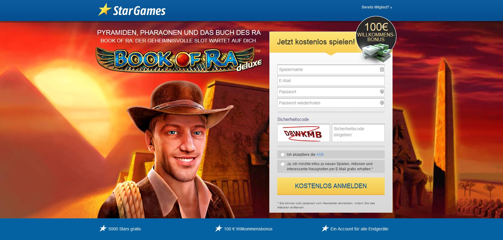 Stargames Erfahrung - Das Original Stargames Casino