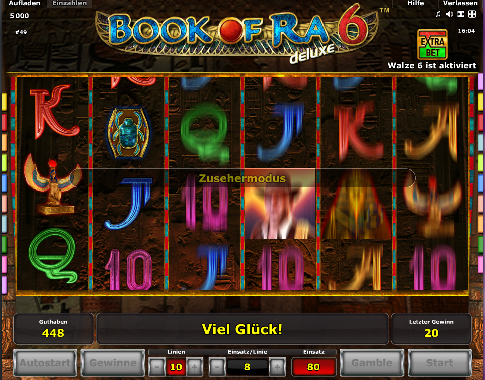 de online casino casino games book of ra