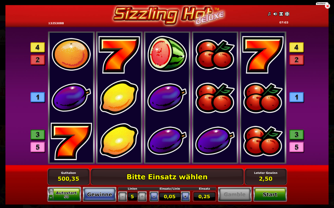 stargames online casino sizzling free games