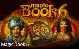 Eine TOP Book of Ra Alternative ist magic book 6