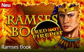 Eine TOP Book of Ra Alternative ist ramses book 6
