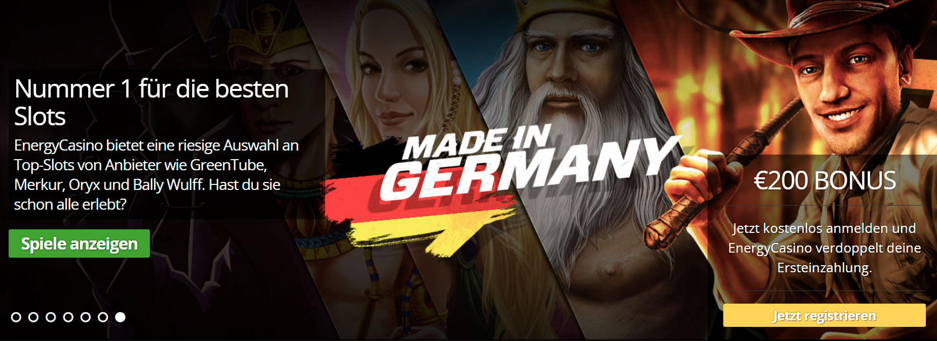 Made in Germany als betes Attribut für eine gute Stargames Alternative
